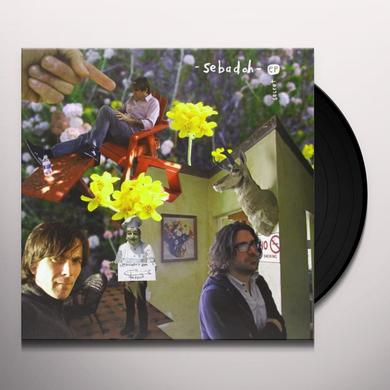 Sebadoh SECRET Vinyl Record