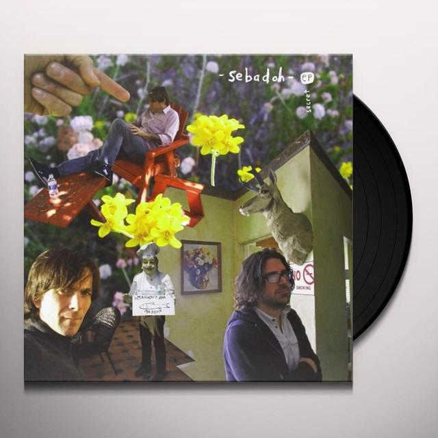 Sebadoh SECRET (EP) Vinyl Record