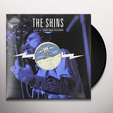 The Shins LIVE AT THIRD MAN RECORDS 10-8-2012 Vinyl Record