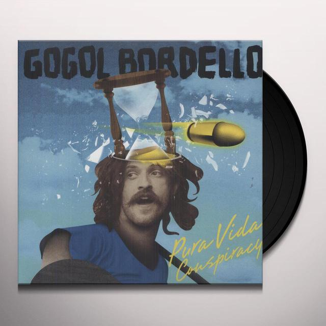 Gogol Bordello PURA VIDA CONSPIRACY Vinyl Record