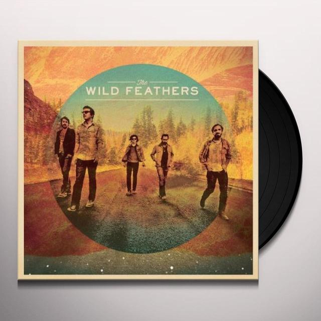WILD FEATHERS Vinyl Record - Digital Download Included