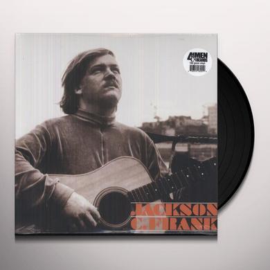 Jackson C. Frank JACKSON C FRANK Vinyl Record - 180 Gram Pressing
