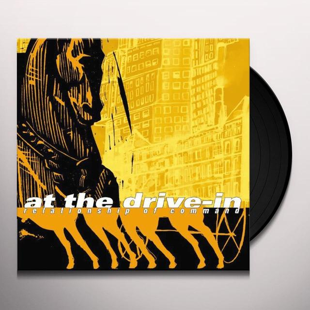 At The Drive-In RELATIONSHIP OF COMMAND Vinyl Record