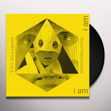 Tim Burgess DOORS OF THEN: I AM YOURS I AM YOU Vinyl Record