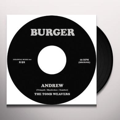Tomb Weavers ANDREW Vinyl Record