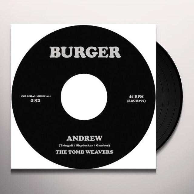 Tomb Weavers ANDREW Vinyl Record