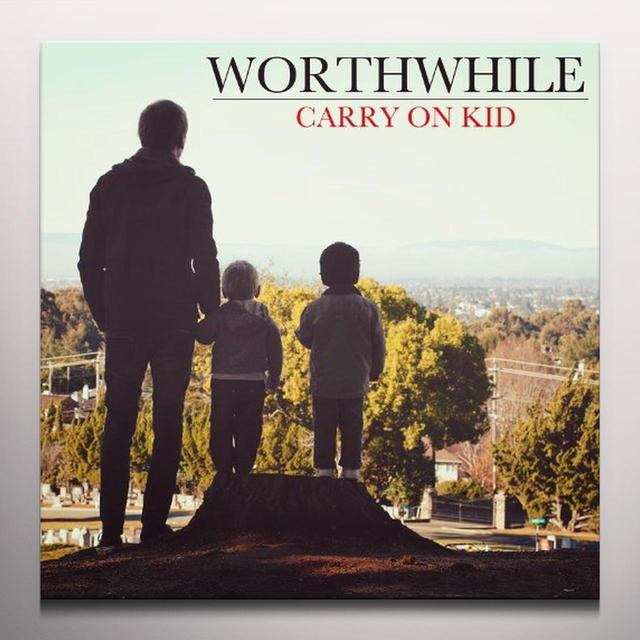 Worthwhile CARRY ON KID Vinyl Record - Colored Vinyl, Digital Download Included