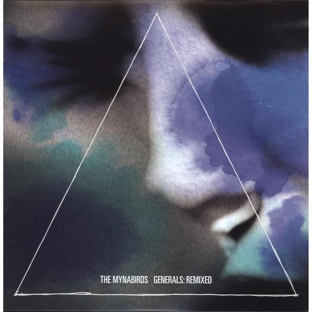 The Mynabirds GENERALS: REMIXED Vinyl Record