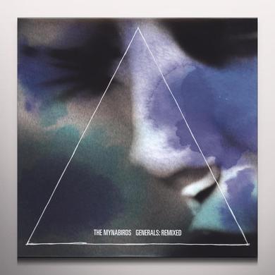 The Mynabirds GENERALS: REMIXED Vinyl Record - Colored Vinyl, Digital Download Included
