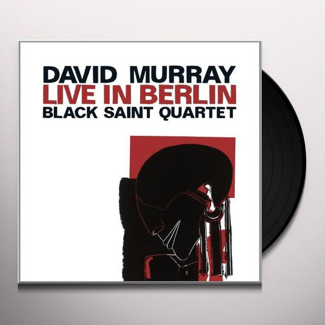 David Murray LIVE IN BERLIN Vinyl Record