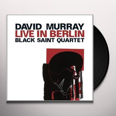 David Murray LIVE IN BERLIN Vinyl Record