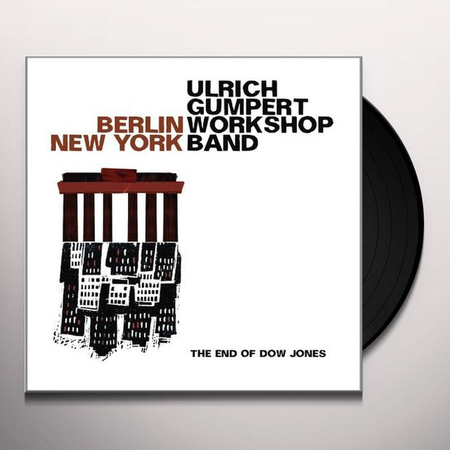 ULRICH GUMPERT WORKSHOP BAND: BERLIN NEW YORK Vinyl Record