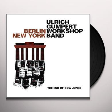 ULRICH GUMPERT WORKSHOP BAND: BERLIN NEW YORK Vinyl Record