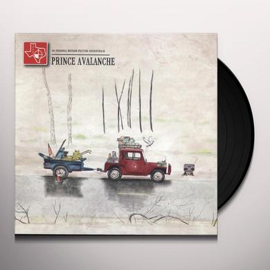 David Explosions In The Sky / Wingo PRINCE AVALANCHE Vinyl Record