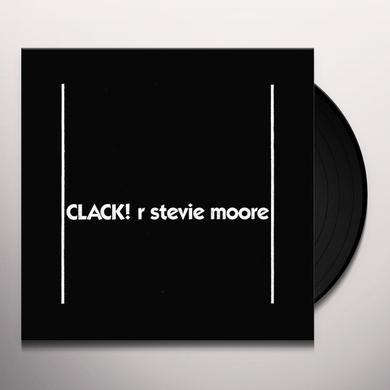 R. Stevie Moore CLACK Vinyl Record