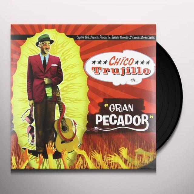 Chico Trujillo GRAN PECADOR Vinyl Record