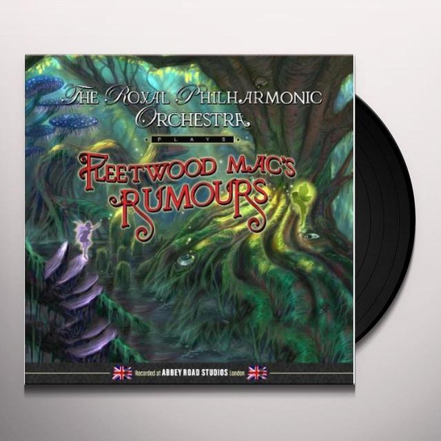 Royal Philharmonic Orchestra PLAYS FLEETWOOD MAC'S RUMOURS Vinyl Record