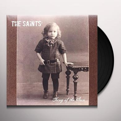 The Saints KING OF THE SUN Vinyl Record - 180 Gram Pressing, Digital Download Included