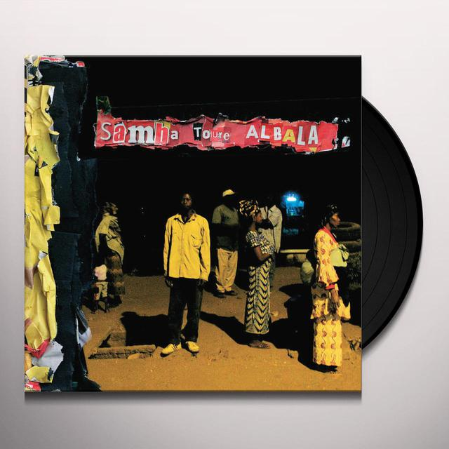 Samba Toure ALBALA Vinyl Record
