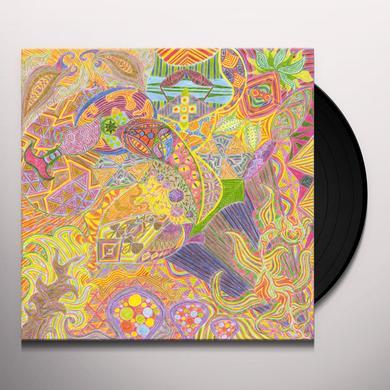 Tuluum Shimmering ULAU TAU: SPIRIT OF THE SUN Vinyl Record