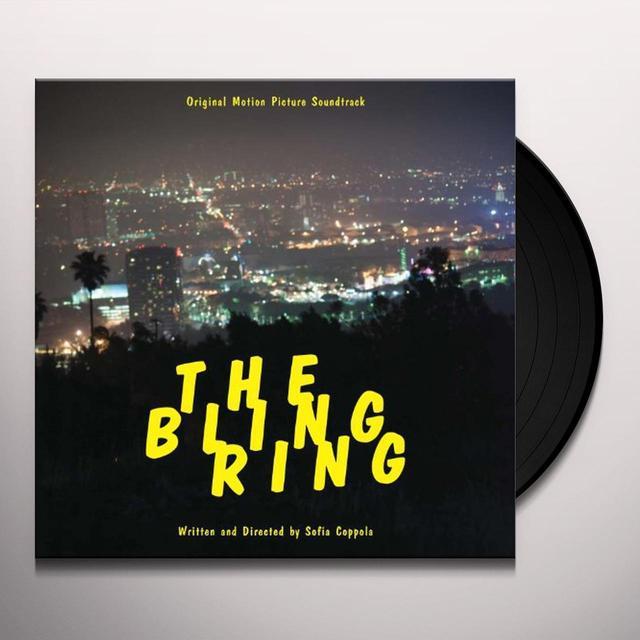 Bling Ring / O.S.T. (Ogv) BLING RING / O.S.T. Vinyl Record