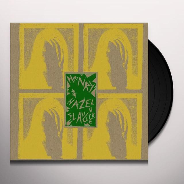 Henry Slaughter & Hazel ENDLESS POWER CYCLE Vinyl Record
