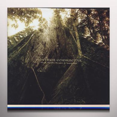 Montibus Communitas HACIA AQUELLOS BOSQUES DE INMENSIDAD Vinyl Record - Colored Vinyl, Limited Edition