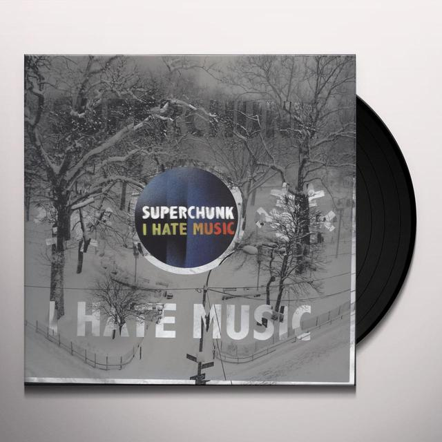 Superchunk I HATE MUSIC (WSV) (Vinyl)