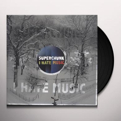 Superchunk I HATE MUSIC (WSV) (Vinyl)
