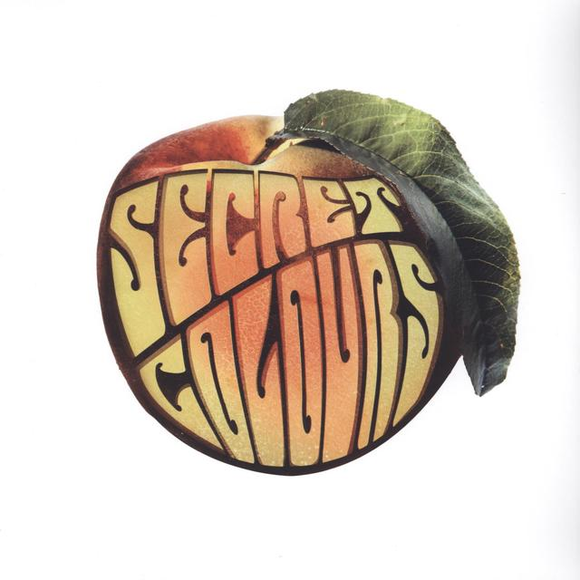 Secret Colours PEACH Vinyl Record - Limited Edition, Digital Download Included