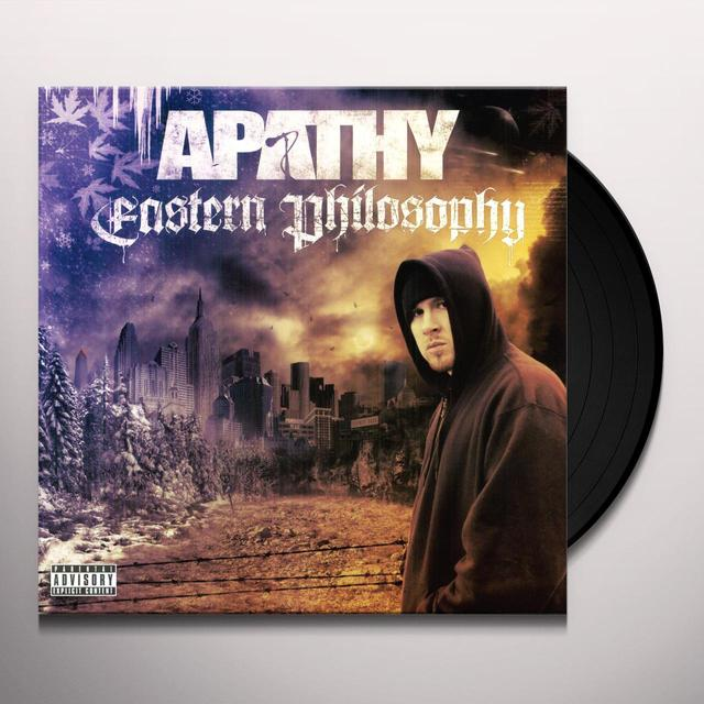 Apathy EASTERN PHILOSOPHY Vinyl Record