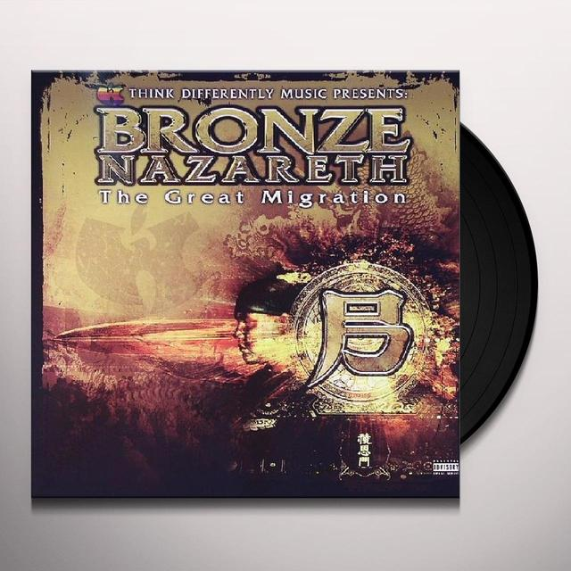 Bronze Nazareth GREAT MIGRATION Vinyl Record