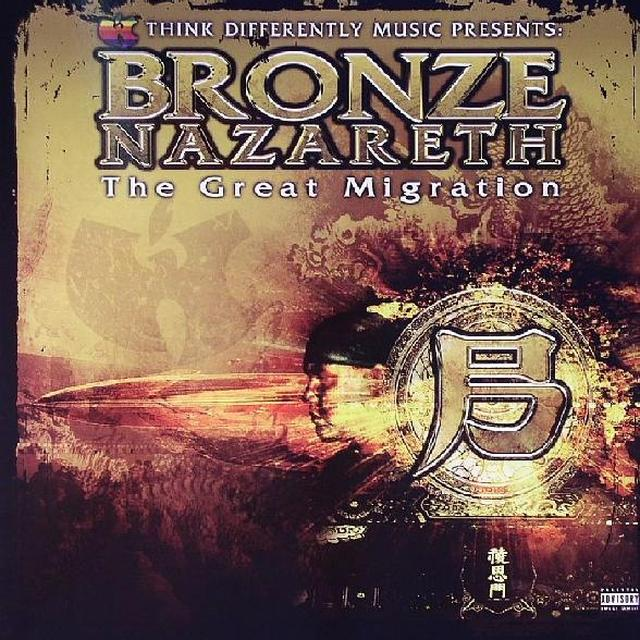 Bronze Nazareth GREAT MIGRATION Vinyl Record