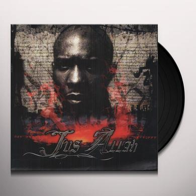 Jus Allah POOL OF BLOOD / HELL RAZORS Vinyl Record