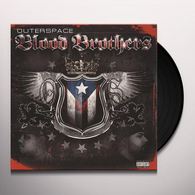 Outerspace BLOOD BROTHERS Vinyl Record