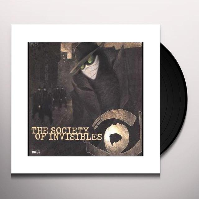 SOCIETY OF INVISIBLES Vinyl Record