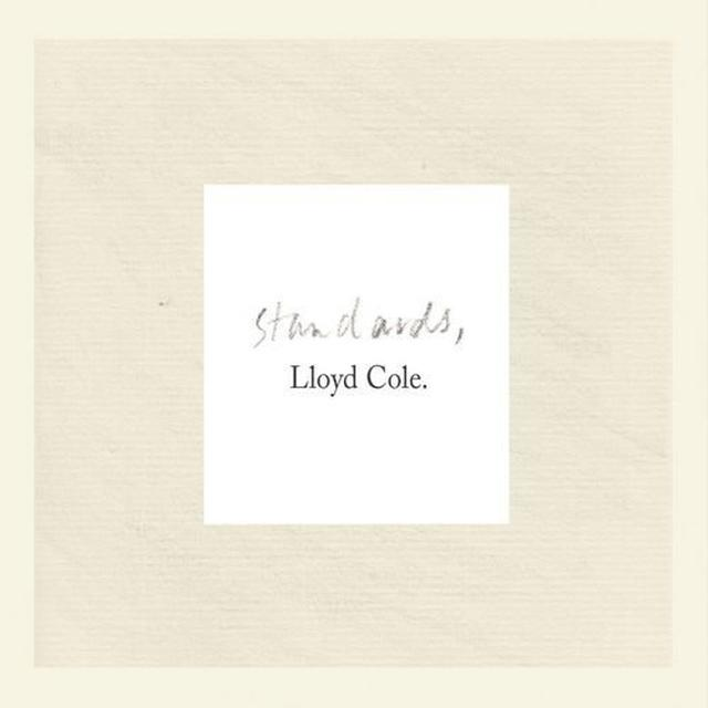 Lloyd Cole STANDARDS (BONUS CD) Vinyl Record - 180 Gram Pressing