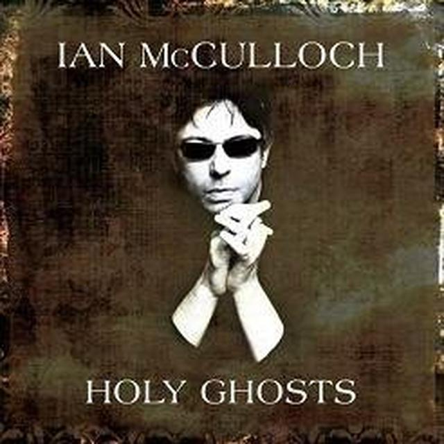 Ian Mcculloch HOLY GHOSTS Vinyl Record - Limited Edition