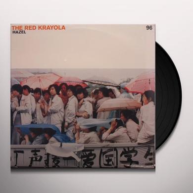 The Red Krayola HAZEL Vinyl Record