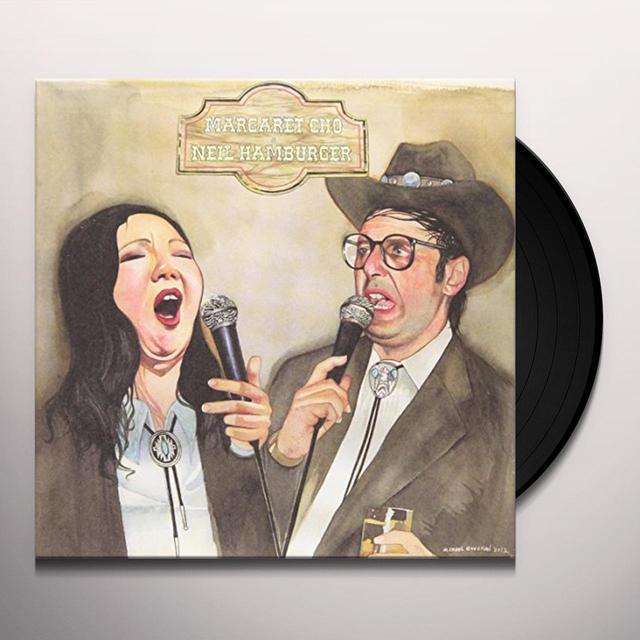 Neil Hamburger / Margaret Cho I DRINK Vinyl Record