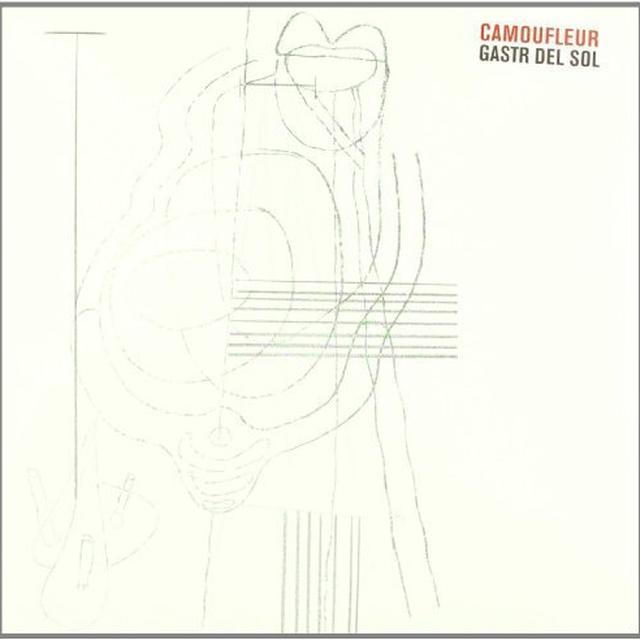 Gastr Del Sol CAMOFLEUR Vinyl Record
