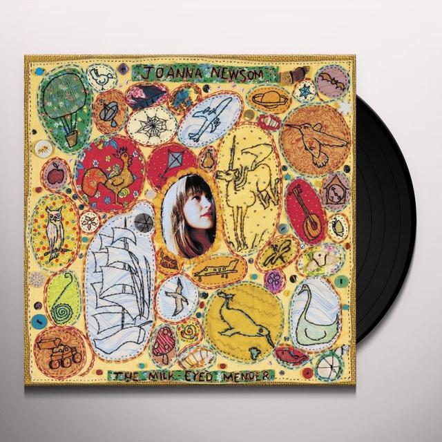 Joanna Newsom MILK EYED MENDER Vinyl Record