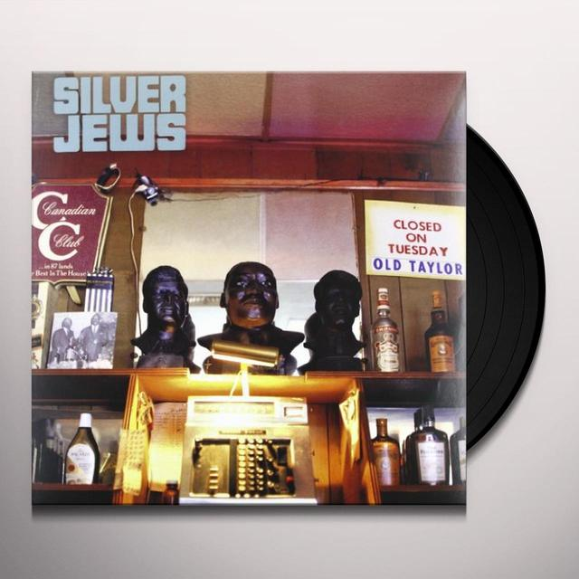 Silver Jews TANGLEWOOD NUMBERS Vinyl Record