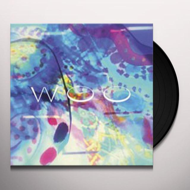 Woo / Nite Jewel INTENSITY Vinyl Record