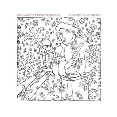 dawn mccarthy and bonnie prince billy CHRISTMAS EVE CAN KILL YOU Vinyl Record
