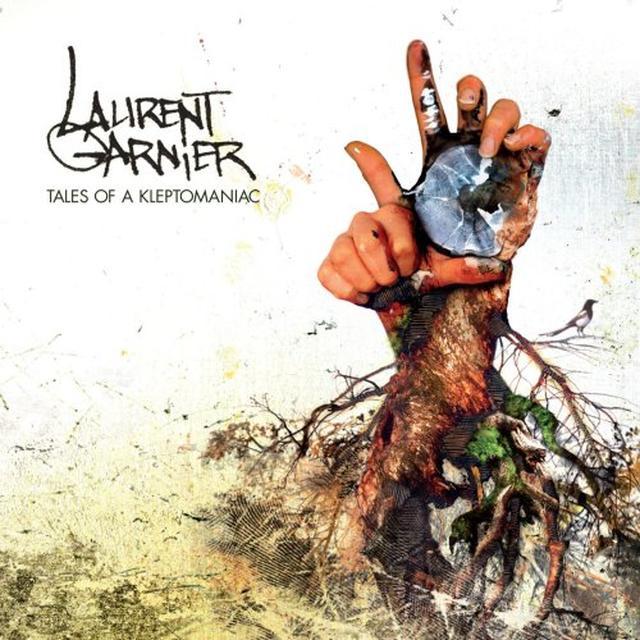 Laurent Garnier TALES OF A KLEPTOMANIAC Vinyl Record - UK Import