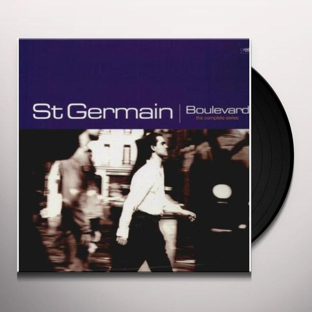 St Germain BOULEVARD Vinyl Record