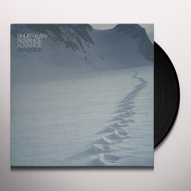 Shur I Kan ADVANCE Vinyl Record - UK Import