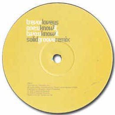 Trevor Loveys MOONDUST Vinyl Record