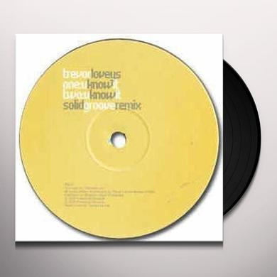 Trevor Loveys MOONDUST Vinyl Record